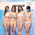 (左から)横町ももこ、宮沢セイラ、朝比奈彩、山下永夏
