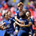 日本はスコットランドに2-1で勝利をおさめた【写真:Getty Image