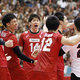 石川祐希も躍動して強豪イタリアに快勝。日本は全員攻撃バレーだ