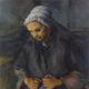"""「セザンヌの絵、何がいいんだ?」という人にこそ見つけて欲しい""""対比の妙""""——ポール・セザンヌ『ロザリオを持つ老女』"""