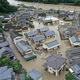 豪雨で深刻な被害を受けた熊本県球磨村
