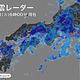 九州で1時間50mm超の非常に激しい雨 近畿や関東も雨が強まる予想