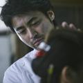 SNSの交流が映画に! yonige新人バンド山田孝之  - (C) 2017 W