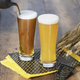 生ビールと台湾茶をブレンドした「ティービール」で、気軽にひとり飲みしてみませんか?