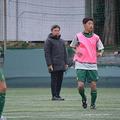 「昨年とは全く違うチーム」と今年のチームを評する川口監督。今
