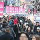 コリアグランドセール期間のソウル・明洞(資料写真)=(聯合ニュース)
