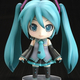 ねんどろいどになった初音ミク(C)Crypton Future Media, Inc. www.crypton.net