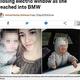 パワーウィンドウに首を挟まれ死亡した母親(画像は『Metro 2019年9月13日付「Girl, 2, accidentally killed mum by closing electric window as she reached into BMW」(Picture: East2West News)』のスクリーンショット)