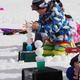 「雪玉アイスタワー選手権」は2015年から続く人気のイベントだ/写真は主催者提供