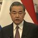香港デモ 中国外相 西側諸国を非難
