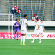 後半13分、広島に同点弾を許し、肩を落とすMFアンデルソンロペス〈11〉ら札幌の選手たち(カメラ・川上 大志)