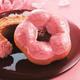 桜の花ドーナツ 桜フレーバー