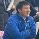 復興イベントで子どもたちと交流した日本ハム・杉谷拳士【写真:編集部】