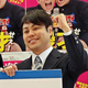 井上裕介さん(2017年撮影)が41歳の誕生日を迎えたことを報告。