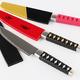 日本刀型「名刀包丁」3モデル