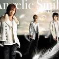 「angelic smile/WINTER PARTY」通常盤 / 2008年11月05日発売 /