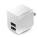 エレコム USB 充電器 ACアダプター コンセント [ iPhone & iPad