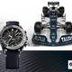 F1マシンと同じ素材を採用! カシオ・エディフィスにF1チーム「スクーデリア・アルファタウリ」コラボモデル登場