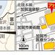 石川県加賀市・アビオシティ加賀の地図