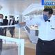 クルーズ船「飛鳥II」海上で感染防止策の審査行う