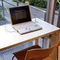 ネット環境と電源を確保できるスペシャルシート2