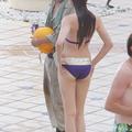小出恵介(左)と片瀬那奈/「ジョージア ヨーロピアン微糖」C