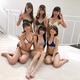 企画に参加するアイドル6名。※名前は2枚目の写真参照。