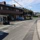 女性が死亡ひき逃げをしたとして起訴された事故現場=福岡県宗像市で2020年10月19日午前11時40分、宗岡敬介撮影