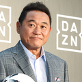 サッカー解説者の松木安太郎氏