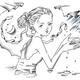 蟹座生まれのあなたへ贈る詩「真実の泉」【文月悠光 12星座の恋愛詩】vol.11