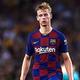 これがバルセロナ…天才デヨング、「足でのキャッチボール」が巧すぎる!