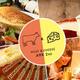 SNSでも話題!たっぷりのチーズを使ったパンプキンシカゴピザを期間限定で販売中|新宿「Meat&Cheese Ark 2nd」