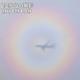 飛行機内から見下ろす虹色リング「ブロッケン現象」