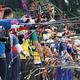 夢の島公園アーチェリー場(江東区)ではアーチェリー競技が行われる。今月のテスト大会で全競技通じて初めてパラリンピック選手が参加した