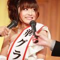 準グランプリに選ばれた淑徳短期大学1年の蒔田優衣さん