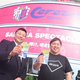 「ブルーの麺です」から見る、セレッソ大阪とスポンサー企業の信頼関係