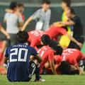決勝では延長戦の末に韓国に敗れた。スコアは僅差だったが、内容