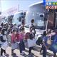 福島で浸水被害 3つの小学校が分散して授業再開
