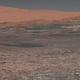 火星で地球の「塩湖」のような跡を発見