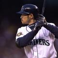 2001年にマリナーズに加入したイチロー氏【写真:Getty Images】