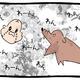 【育児マンガ】ペットの赤ちゃん返りは大変!?犬vs娘の巻
