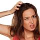 頭皮トラブルに悩む女性