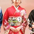 ミス日本「ミス着物」、海老澤佳奈さん