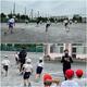 長い歴史を持つ「サッカー食育キャラバン」が今年度もスタート。クラブのコーチが横浜市内の市立小学校を巡回し、サッカーの楽しさ、食の大切さを伝えていく。(C)Y.F.M.