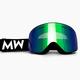 北欧デンマークのストリート アイウェアブランド MessyWeekendが新作スノーゴーグル INUITを発表