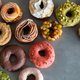 コエドーナツが尾道に初のポップアップショップ出店、焼きドーナツの限定メニューも用意