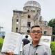 「胎内被爆者」三登浩成氏「歴史を伝えなければ過ちを繰り返す」