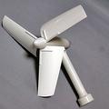 風力発電機」が完成