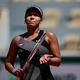 全仏オープンテニス、女子シングルス1回戦。勝利を喜ぶ大坂なおみ(2021年5月30日撮影)。(c)MARTIN BUREAU / AFP