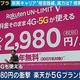 月額2980円の衝撃 楽天が5Gプラン発表